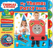 My Thomas Party Book (Thomas & Friends), , New Book