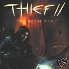 THIEF II Metal Age   strategy & skill needed to survive  New 2CD set