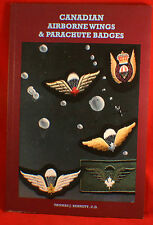 BOOK: Canadian Airborne Wings & Parachute Badges