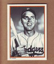 GREAT Out of Print Gil Hodges card - Brooklyn Dodgers - Los Angeles Dodgers