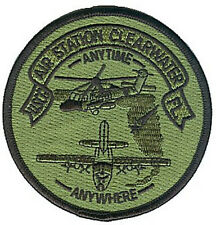 Air Station Clearwater Florida subdued green W5247 USCG Coast Guard patch