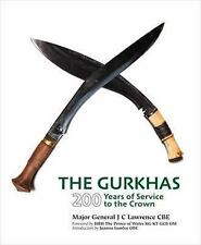 GURKHAS [9781910500026] - J.C. LAWRENCE (HARDCOVER) NEW