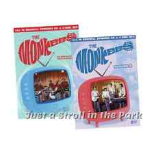 The Monkees Complete Original TV Series Seasons 1 & 2 Boxed / DVD Set(s) NEW!