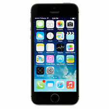 Apple iPhone 5S 32GB Factory Unlocked GSM Cell Phone - Space Gray