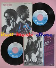 LP 45 7'' LINX Intuition Together we can shine 1981 germany CHRYSALIS cd mc dvd*