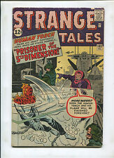 STRANGE TALES #103 (4.5) PRISIONER OF THE 5TH DIMENSION!