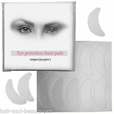Protection Foam Pads For Eyelash Tinting with Refectocil type tint., Tint Dye