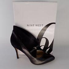 Nine West Dreamon Black Pointed Toe Women shoes Size 9 M AL1570