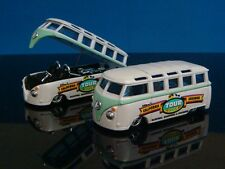 Retro Rod 1967 67 VW Volkswagen California Dreaming Drag Bus 1/64 Scale Ltd Ed T