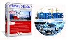 WEB WEBSITE DESIGN DESIGNING PAGE DESIGNER SOFTWARE CD