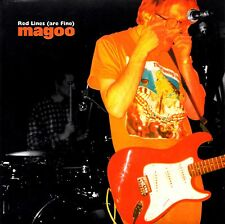 """MAGOO - RED LINES [ARE FINE] - 7"""" VINYL SINGLE - MINT"""