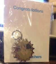 New Weight Watchers Summer Sun Charm Congratulations Celebration Award Reward