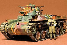 Tamiya Model kit 1/35 Japanese Tank Type 97