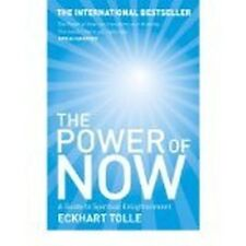 The Power of Now: A Guide to Spiritual Enlightenment,New Condition
