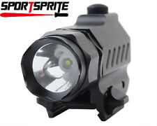 320LM CREE XP-G R5 2MD LED 16340/15270 Tactical Flashlight Fit Glock 17 & M&P 40