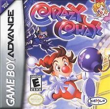 Crazy Chase - Game Boy Advance, Acceptable Video Games