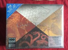 Game of Thrones: Season 1 Collectors Edition, Blu-ray/DVD, FREE SHIPPING, SEALED