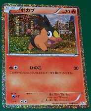 Japanese Holo Foil Tepig # 004/009 Collection Sheet Set Pokemon Cards Rares NM