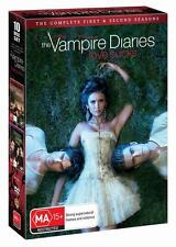 VAMPIRE DIARIES Seasons 1 2 : NEW DVD Box Set