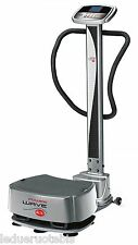 PEDANA VIBRANTE VIBROMASSAGGIATORE 38HZ OSCILLANTE POWER WAVE palestra fitness