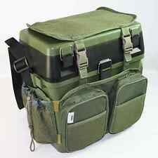 NEW NGT BACKPACK GUN AMMO AMMUNITION TOOLBOX RIFLE SHERPA AIRSOFT GUN CASE SEAT