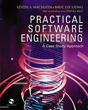 Practical Software Engineering: A Case-Study Approach-ExLibrary
