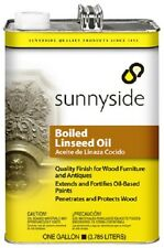 SUNNYSIDE 872G1 1 GAL BOILED LINSEED OIL WOOD PROTECTOR