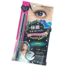 Kiss Me Isehan Heavy Rotation Perfect Liquid Eyeliner N (Black - US FREE SHIP)