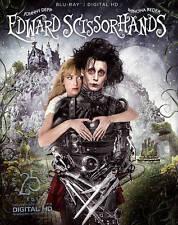 Edward Scissorhands (Blu Ray MOVIE) BRAND NEW