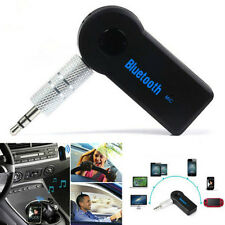 Universal 3.5mm Streaming Car A2DP Bluetooth Car Kit AUX Music Receiver Adapter