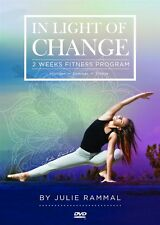IN LIGHT OF CHANGE 2 WEEK FITNESS PROGRAM DVD EXERCISE WORKOUT NEW SEALED