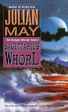 The Sagittarius Whorl: Book Three of the Rampart Worlds Trilogy May, Julian Mas