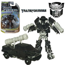 HASBRO TRANSFORMERS DOTM CYBERVERSE COMMANDER IRONHIDE ACTION FIGURES CHILD TOY