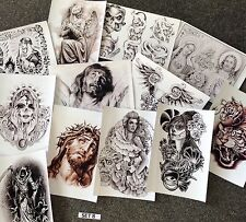 TATTOO FLASH DESIGN SHEETS LAMINATED !
