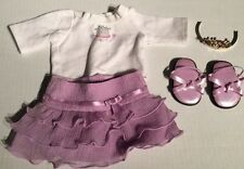 American Girl Birthday Girl (Retired) Just Like You Today Outfit