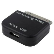 Cargador Adaptador de micro USB a 30-pin para Samsung Galaxy Tab 2 10.1 gt-p5100...