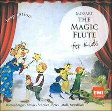 Mozart: The Magic Flute For Kids, New Music