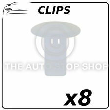 Clips Toyota Range: Agya - Land Cruiser 90 Part Number: 11763 Pack of 8