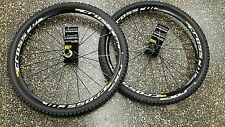 Mavic Crossroc Mountain MTB Bicycle Bike disc 6 bolt wheel Wheelset New 29