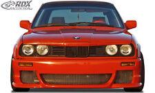 RDX Stoßstange BMW E30 Frontstoßstange GT4 Frontschürze Front Schürze Vorne