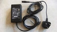 Genuine Black Bose SoundDock 1 & ROOMMATE Power Adapter + Mains Lead PSM36W-208
