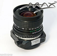ARAX Arsat Photex 2.8/35 Tilt-Shift 35mm Lens for Canon, Nikon, Sony, M42, Kiev