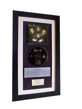 QUEEN 2+II+MERCURY CLASSIC Album GALLERY QUALITY FRAMED+EXPRESS GLOBAL SHIP