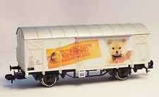 5846 Marklin Scale gauge I 1:32 Steiff DB Sprung buffers, metal wheels,