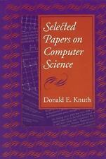 Selected Papers on Computer Science (Lecture Notes), Knuth, Donald E., Good Book