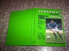 ALMANACCO ILLUSTRATO DEL CALCIO 1986 PANINI PERFETTO