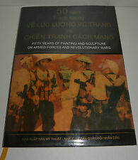 50 nam Tranh tuong Fifty Years of Painting Sculpture Vietnam 1944-1994 BOOK#1651