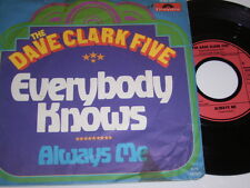 "7"" - Dave Clark Five - Everybody knows & Always me # 0913"