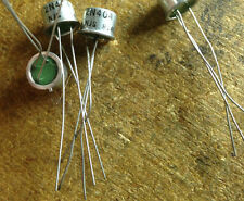 "10PC ""NEW"" NEW JERSEY SEMI 2N404 TO-5 EXTENDED TEMP GERMANIUM PNP TRANSISTOR"