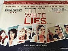 Little White Lies Original Uk Quad Poster